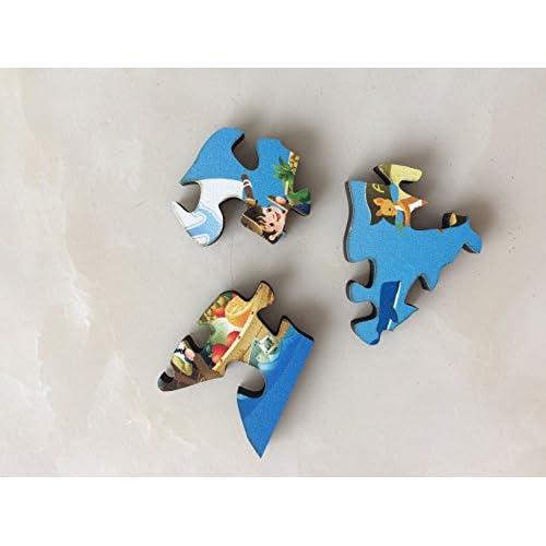 high-quality Wooden Jigsaw Puzzles - Around World Hartmaze