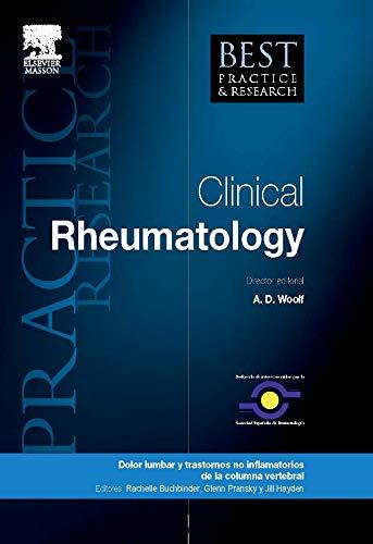 Dolor lumbar y trastornos no inflamatorios de la columna vertebral (Best practice & Research Clinical Rheumatology, vol. 24, n.º 2, 2010)