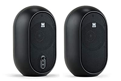 JBL 1 Series 104 Compact Powered Desktop Reference Monitors (sold as pair) from JBL Professional