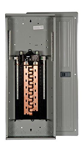 (Siemens 30 Space, 40, Circuit, 200 Amp, Main Breaker, Indoor Load Center, Copper Bus Bars)