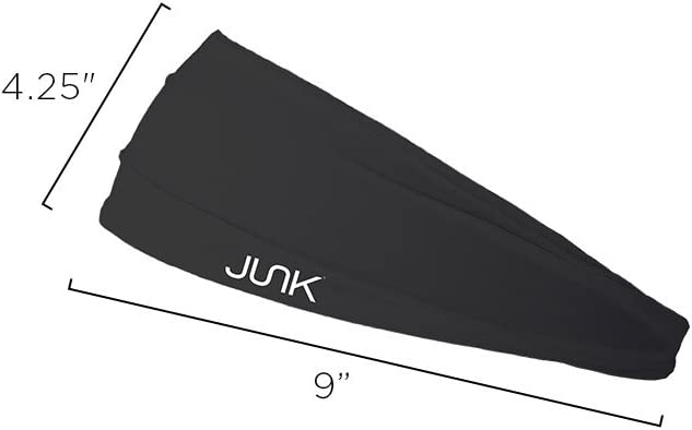JUNK Brands New Yorker Big Bang Lite Haarband Einheitsgr/ö/ße Creme//Blau//Pink
