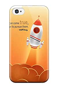 Dreams Come True Case Compatible With Iphone 4/4s/ Hot Protection Case
