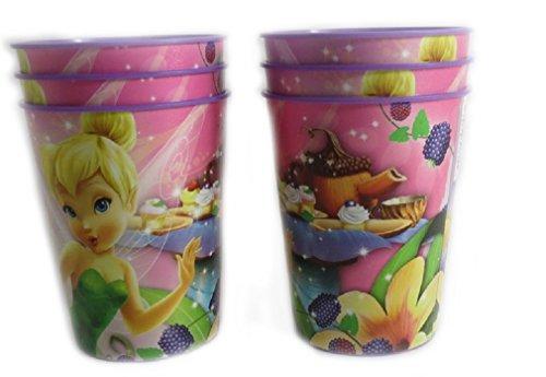 Disney Pixar Reusable Treat Favor Party Cups (Tinkerbell)