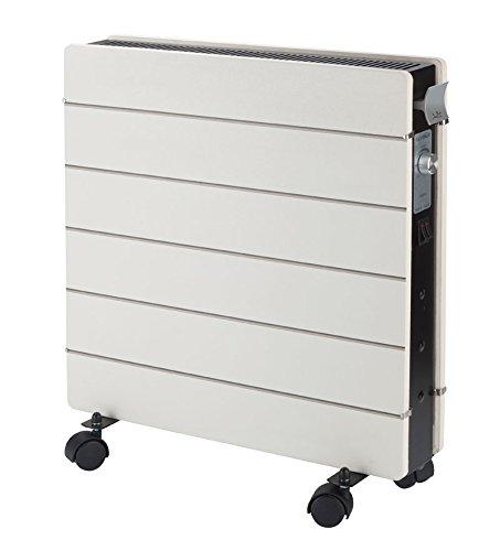 Jata DKX2000C Acumulador de silicio 2000 W, Acero, Blanco: Amazon.es: Hogar