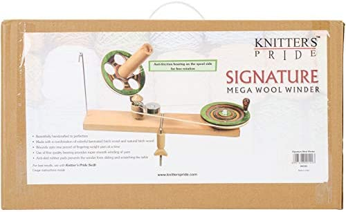 Knitter's Pride Signature Series Mega Wool Ball Winder