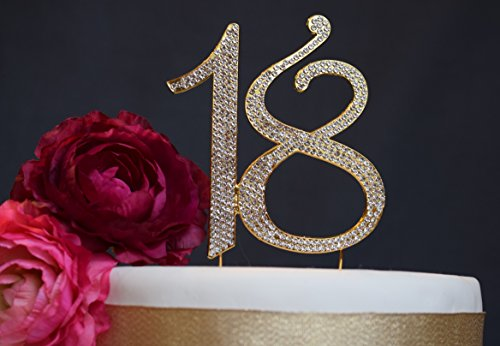 gold cake numbers - 8