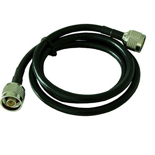 Signalbox - Cable coaxial de 5 m 50 Ohm 50 - 5 DE Baja ...