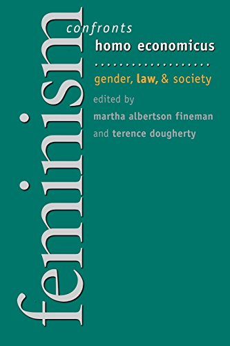 Feminism Confronts Homo Economicus: Gender, Law, and Society