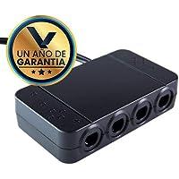 Adaptador Nintendo Switch / WiiU / PC para 4 Controles Nintendo GameCube