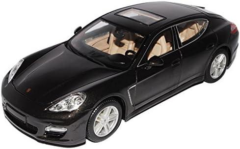 Welly Porsche Panamera Turbo Schwarz 1 18 Maisto Modellauto Modell Auto Spielzeug