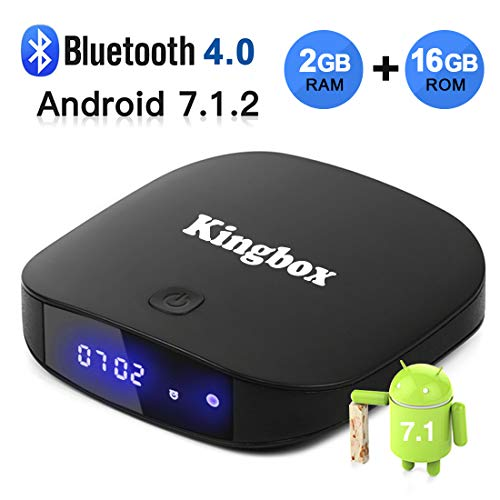 Kingbox Android TV Box, K2 Android 7.1 Box with 2GB for sale  Delivered anywhere in USA