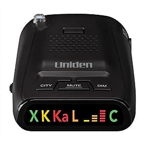 Uniden DFR1 Long Range Laser Radar Detection