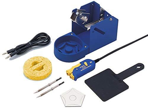 Hakko FM2023-05 SMD Mini Tweezer with T9-I Tips and FH200-04 Stand for the FM202 and FM203 Stations by Hakko