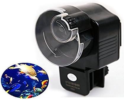 acquario automatico di pesce TOPBEST Alimentatore automatico di pesci dellalimento dellalimentatore automatico dello stagno del serbatoio automatico del temporizzatore dellacquario