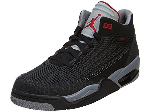 dc940283ee02 Nike Air Jordan Flight Club 80 s Mens Basketball Shoes 599583-003 Black 9 M  US - Buy Online in UAE.