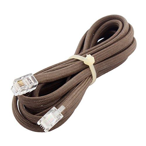 Brown Handset - 1