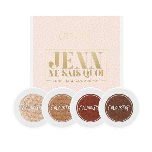 Colourpop Jenn Ne Sais Quoi (Eyeshadow Set - Jenn Ne Sais Quad)