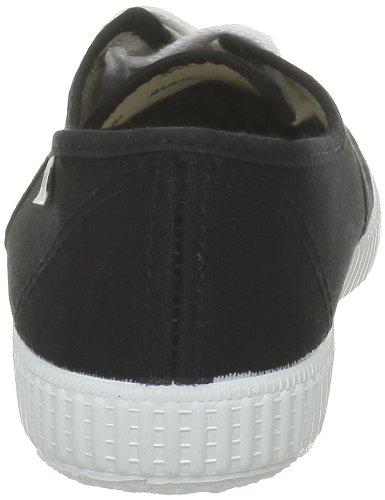 Sneakers unisex Negro Inglesa Lona Nero Victoria HUxO6x