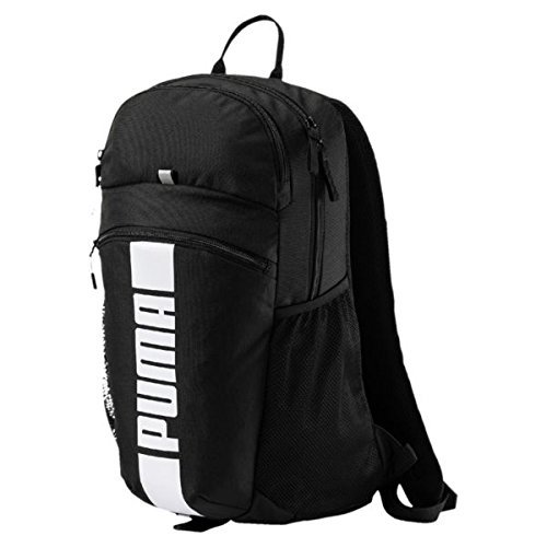 93de589ae7 Puma 21 Ltrs Black White Laptop Backpack (7440105)  Amazon.in  Bags ...