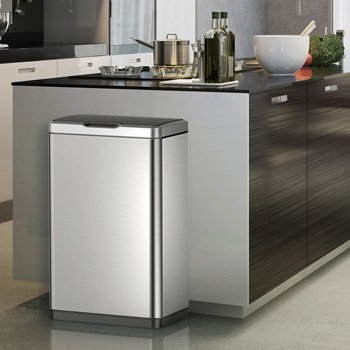 Hervorragend Amazon.de: New EKO 40L rechteckig Duo ECO Recycle Recycling  LJ17