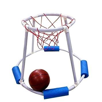 Schwimmbad Fußball Basketball Spielzeug Outdoor 2-in-1 Kinder Set Wasser Spiel