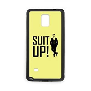 the Case Shop- How I Met Your Mother TV Show TPU Rubber Hard Back Case Silicone Cover Skin for SamSung Galaxy Note4 , n4xq-156
