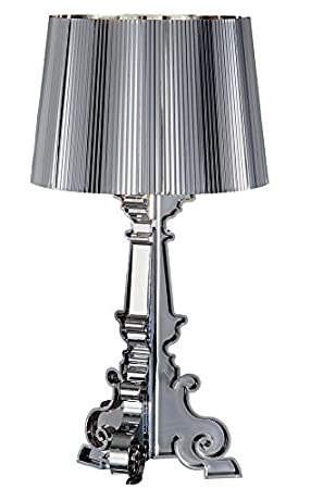 Kartell bourgie table lamp chrome amazon kitchen home aloadofball Gallery