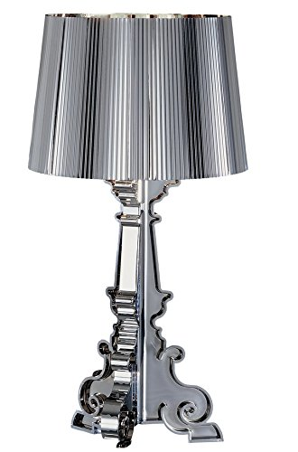 Kartell Bourgie Table Lamp - Chrome: Amazon.co.uk: Kitchen & Home