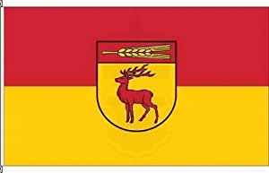 Presencia Banner dettenhausen–40x 250cm–Bandera y banner