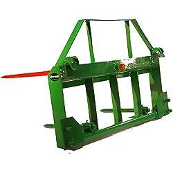 Hay Spear Attachment fits John Deere 200,300,400,5