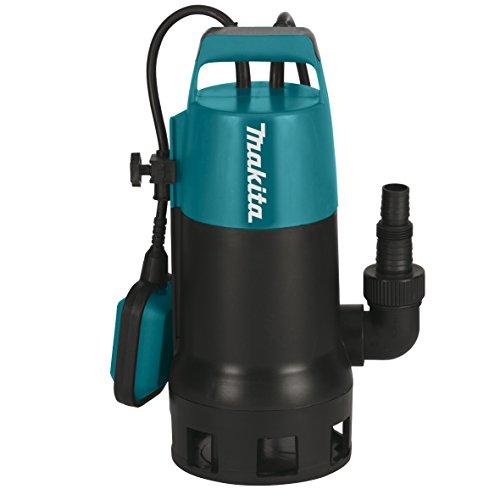 Makita-PF1010-elektrische-Tauchpumpe-Schmutzwasser-bis-35-mm-Partikelgre-1100-W