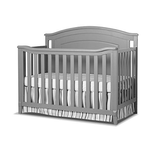 Sorelle Glendale 4-in-1 Convertible Crib, - Stores Glendale
