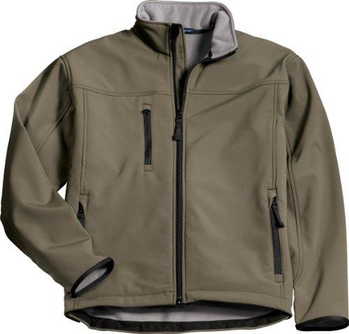 Autoridad Glacier Soft chaqueta Shell Portuaria Chrome hombre de Olive trwSzt4qx