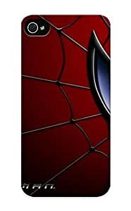 Awesome My Tv Moment Piderman Flip Case With Fashion Design For Iphone 5/5s by heywan