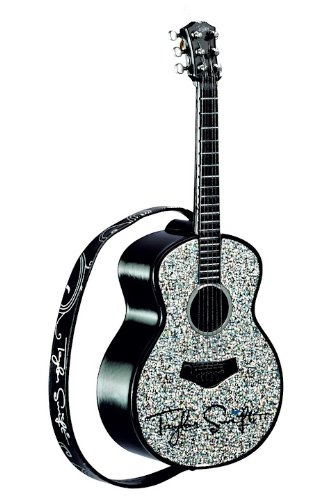 Live Ornament (Taylor Swift Guitar Long Live Musical Heirloom Ornament 2012)