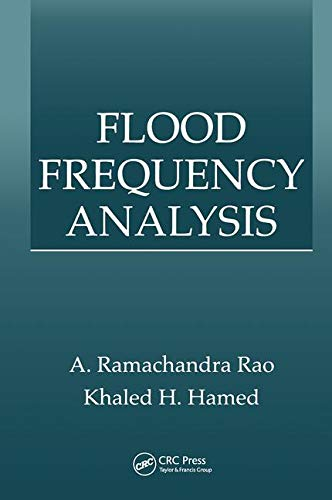 Flood Frequency Analysis (New Directions in Civil Engineering)