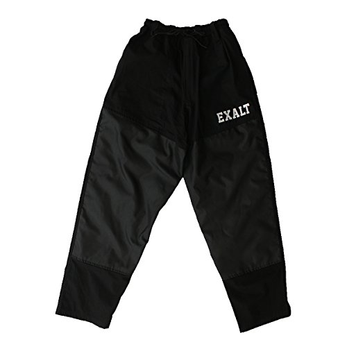 Paintball Professional Pants (Exalt Paintball Throwback Paintball Pants - Black - Large)