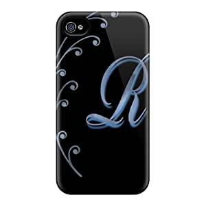 New Arrival TjFFj9426XHWLu Premium Iphone 4/4s Case(rletter)