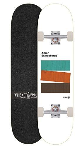 lordofbrands Skate Skateboard monopatin Arbor Whiskey Team ()