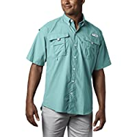 Columbia Men's PFG Bahama II Short Sleeve Breathable...
