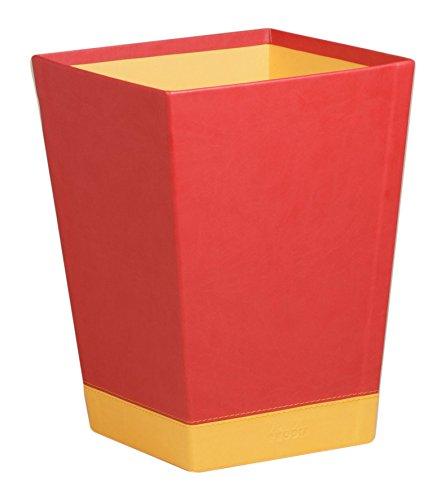 Rhodia 24 x 24 x 32 cm Waste Paper Bin, Poppy