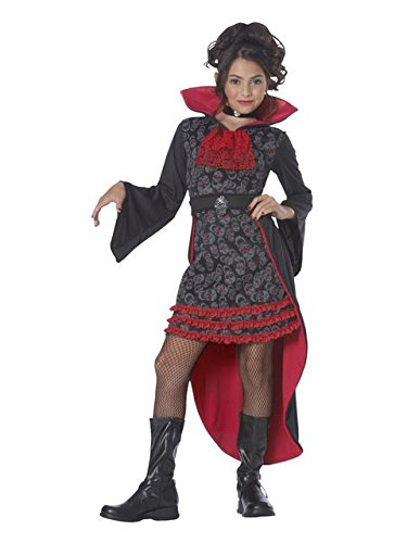 Girls Vampira Costume (Girl Vampire Costume)