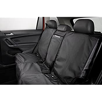 Amazon Com Genuine Oem Volkswagen Tiguan Rear Black Seat