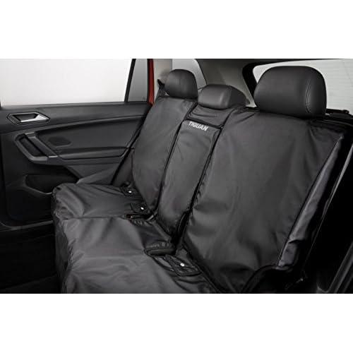 Fine Delicate 2018 2019 Vw Volkswagen Tiguan Rear Black Seat Creativecarmelina Interior Chair Design Creativecarmelinacom