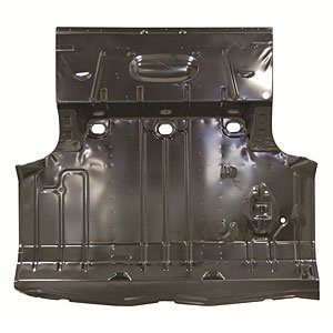 - Auto Metal Direct 800-3466 Steel Trunk Floor Pan - Full