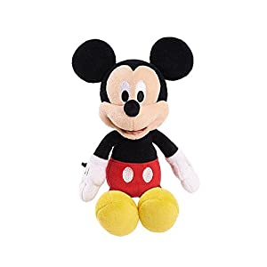 UPD Disney 10800M Large Beanbag Plush with Hangtag in PDQ, 9-10.5″, Multicolor
