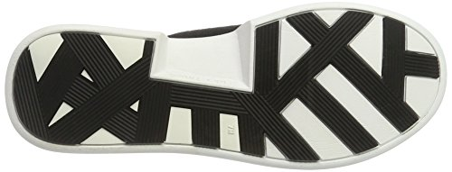 Knit Kkbrandy Kendall Sof Sneaker Black Kylie Schwarz Black Runner and Donna qExwEZ68r