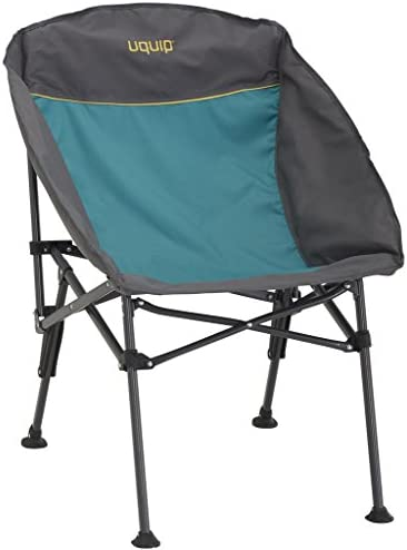 Uquip Comfy – Outdoor Folding Chair for Camping and Sports
