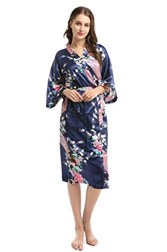 Floral Vintage Robe - 5