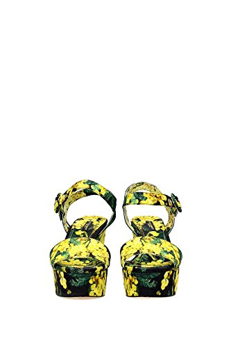 Zuecos Dolce&Gabbana Mujer - (C17279AF8438F804) EU Negro